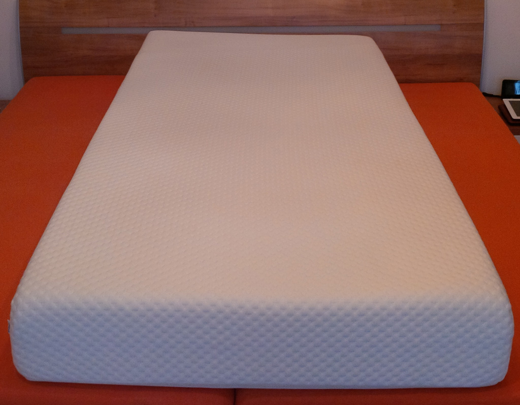 tempur original 21 matratze 100x200 neues design absolut neuwertig ebay. Black Bedroom Furniture Sets. Home Design Ideas